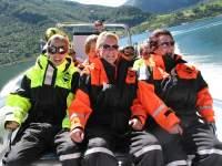 Fjord safari