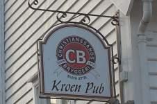 Kroen Pub Logo