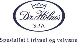 logo dr holms spa geilo