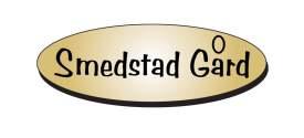 Smedstad Gård logo