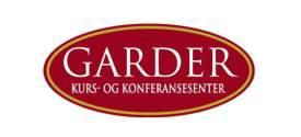 Garder Kurs og Konferanse logo