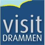 VisitDrammen logo