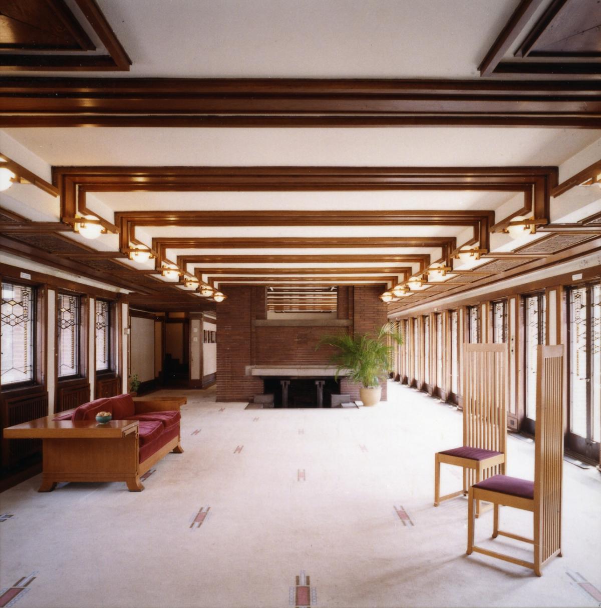 Frank Lloyd Wrightu0027s Robie House
