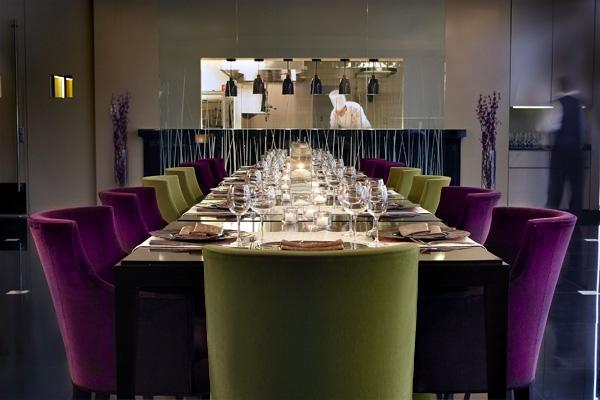 Café Des Architectes And The Cigale Private Dining Room