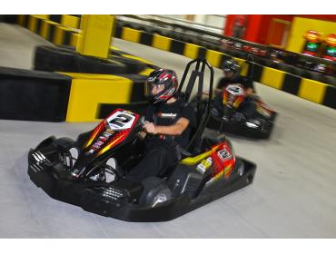 $5 off Arrive & Drive Race for Convention Attendees at Pole Position Raceway