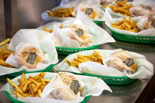 Goody Goody Burgers and Fries