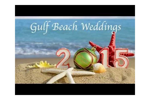 Gulf Beach Weddings:  Full 2014-2015