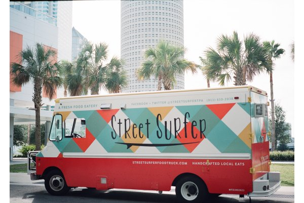 Street Surfer Food Truck
