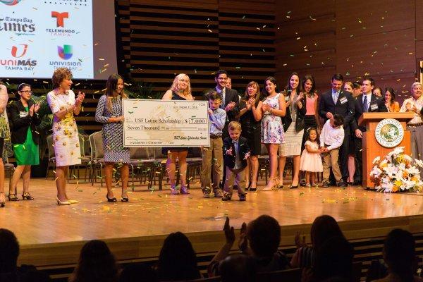 USF Latino Scholarship Awards
