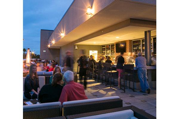 Epicurean - EDGE Rooftop Bar