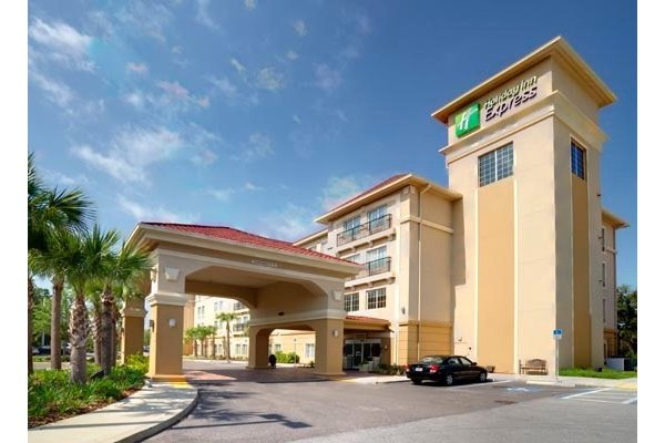 Holiday Inn Express Tampa North