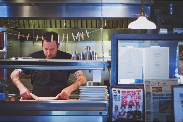 Greg in the Kitchen