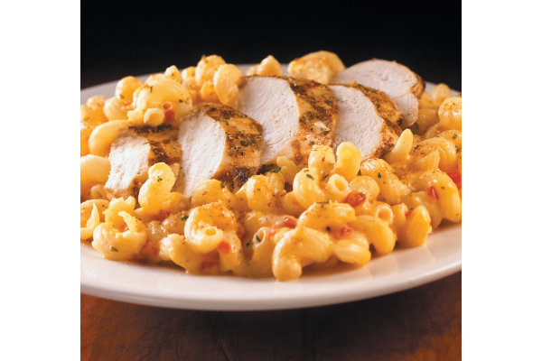 Hard Rock Cafe Twisted Mac, Chicken & Cheese
