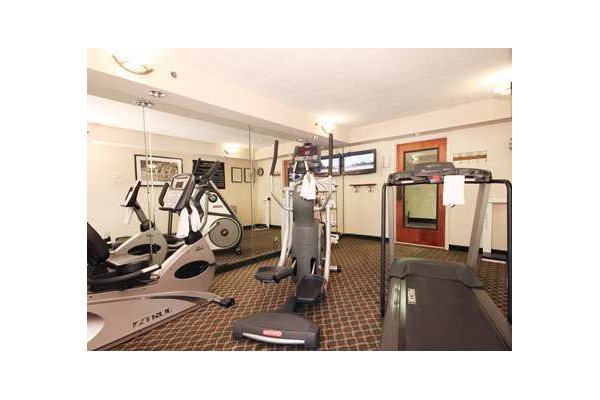 Hotels in Westshore Hampton Inn Tampa Airport Fitness Center.jpg