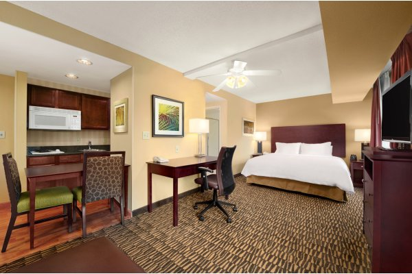 King Studio Homewood Suites Hotel in Brandon FL