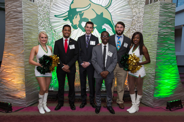 USF Sheila Johnson Recognition