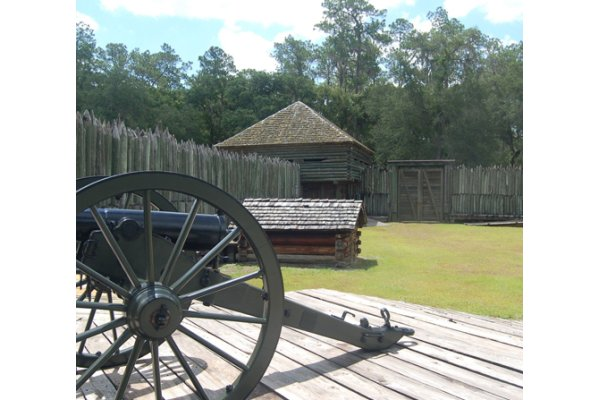 The Cannon at Fort Foster Historic Site