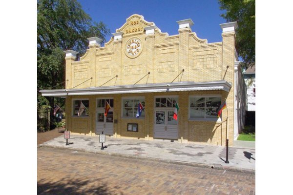 The Historic Ferlita Bakery at the Ybor City Museum State Park