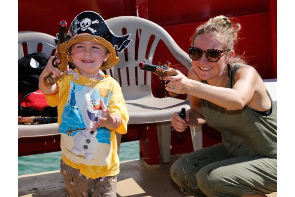 Captain Memo's Original Pirate Cruise