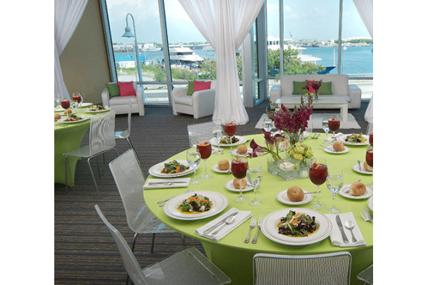 Waterfront Event Space, Both Indoor And Outdoor