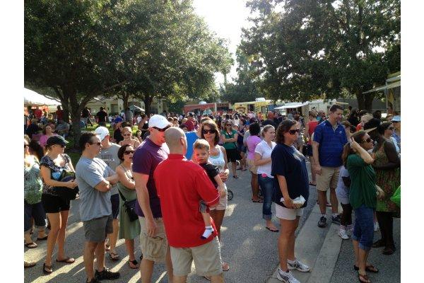 FishHawk Food Truck Rally
