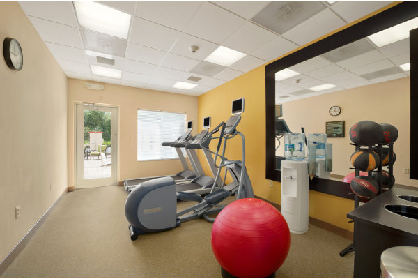 Homewood Suites Hotel in Brandon Fitness Center