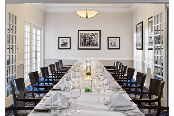 Shula's Private Dining Room