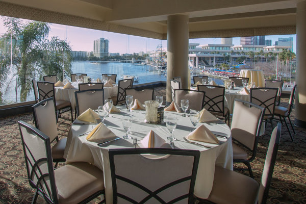 Private Dining Waterfront Room