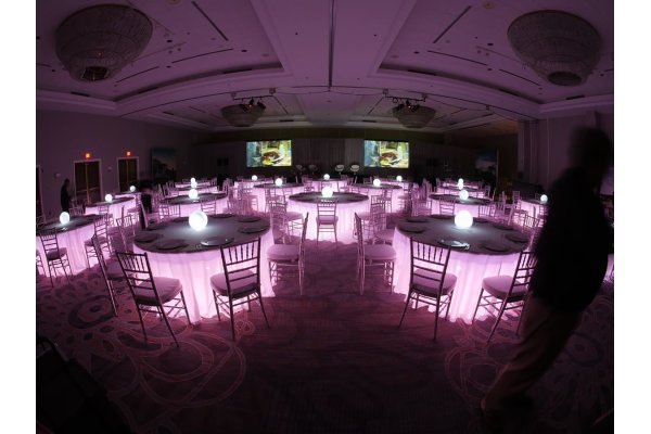Social Event Lighting