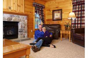 log cabin the our pocono pa romantic cabins and for getaways mountains sale rates in