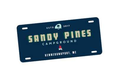 Sandy Pines logo