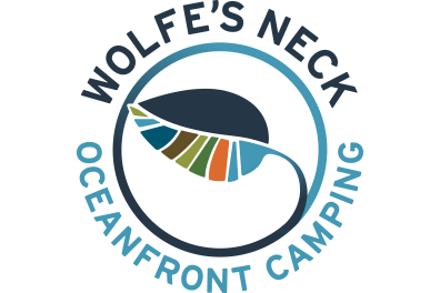 Logo - Wolfe's Neck Oceanfront Camping