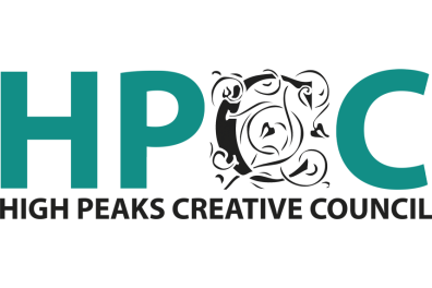 High Peaks Creative Council logo