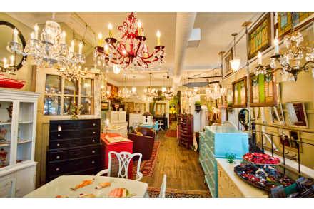 Bluedoor Antiques & Elements - Uptown Grand Rapids Galleries, Shopping, &  Restaurants - Blue - Blue Door Antiques Grand Rapids Antique Furniture
