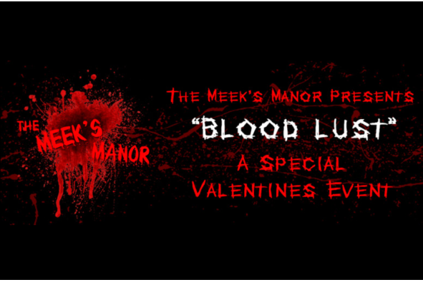 bloodlust a special valentines day event, Ideas