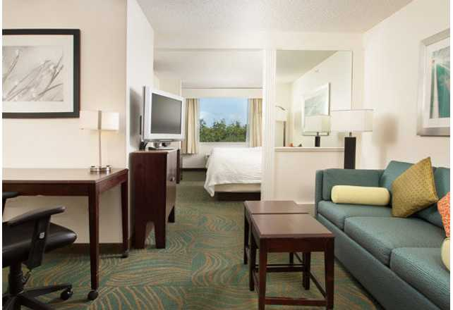 SPRINGHILL SUITES BY MARRIOTT FT. LAUDERDALE AIRPORT