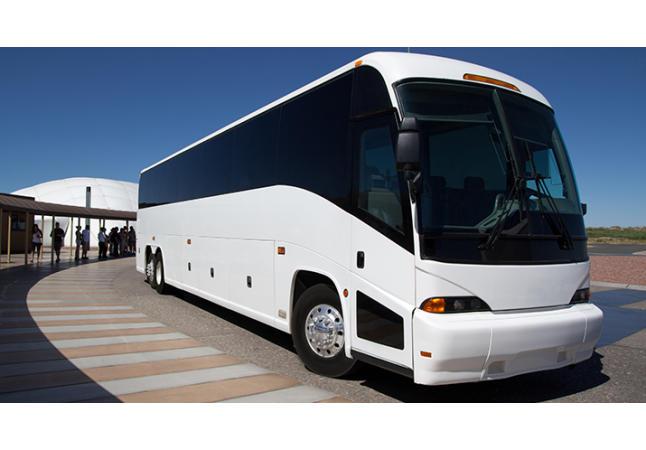 56 Passenger Motor Coach