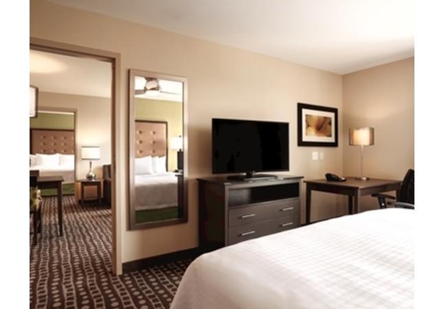 1 King, 2 Queen 2-Bedroom Suite