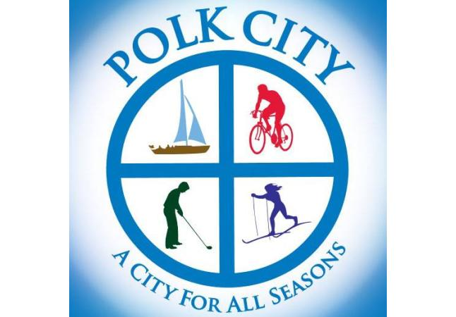 City of Polk City Logo