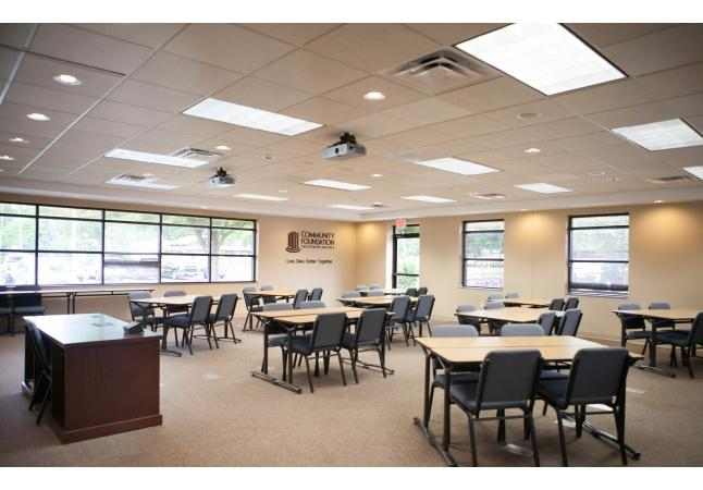 Junior Achievement of Central Iowa - Conference Room