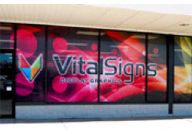Vital Signs Storefront