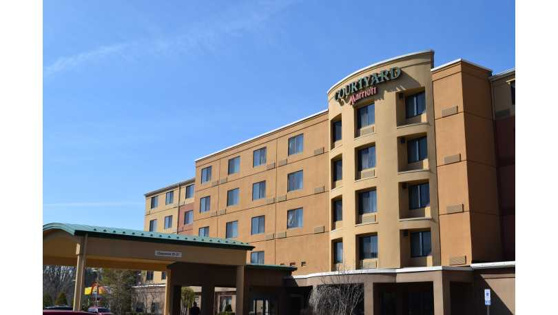 Courtyard by Marriott Lincoln