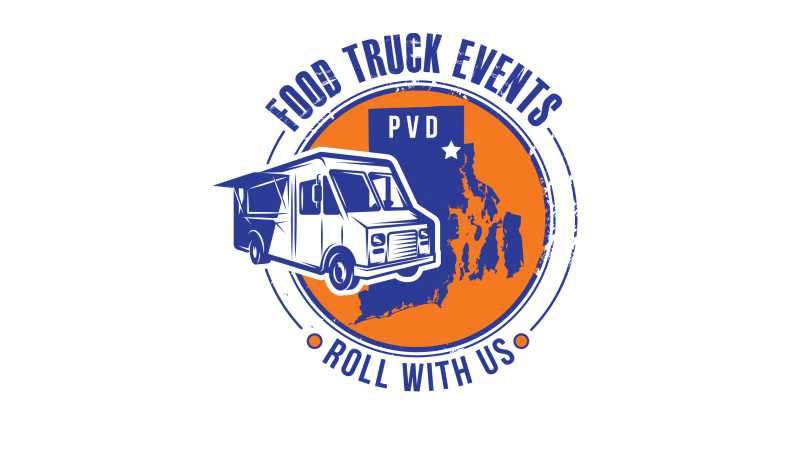 PVD Food Truck Events Logo