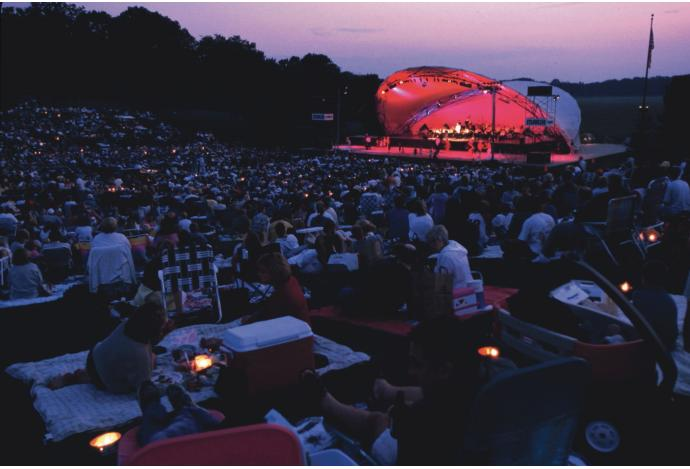 Conner prairie concerts