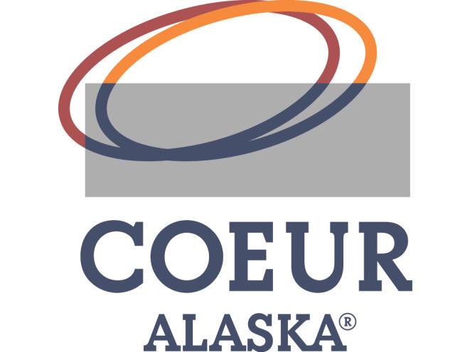 Coeur Alaska - Kensington Mine Logo