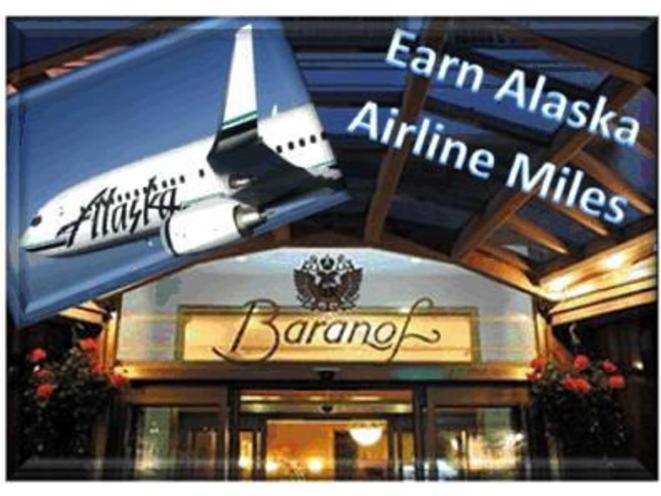 Alaska Airlines Baranof