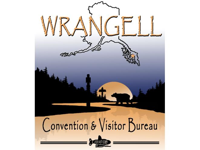 Wrangell CVB logo
