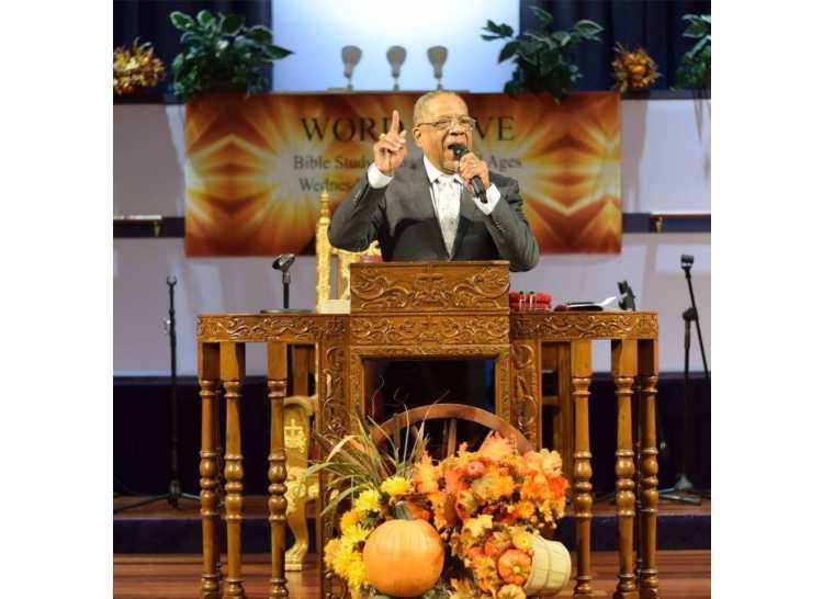 Bishop JC White