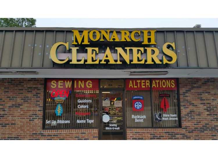 Monarch Cleaners