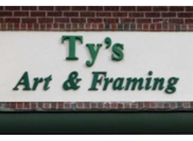 Ty's Custom Picture Framing